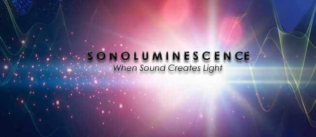 ➡️Sonoluminescence: quand le son crée la lumière