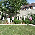 Le jardin des dames à la sous-préfecture se renouvelle.