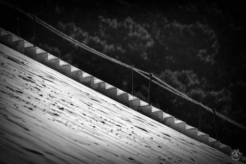escalier dune