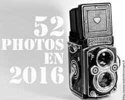 52 photos en 2016