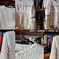 2015 pull mohair blanc agnes montage