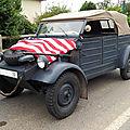 Volkswagen typ 82 kübelwagen (1940-1945)