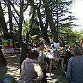 atelier arts plastiques sous les pins