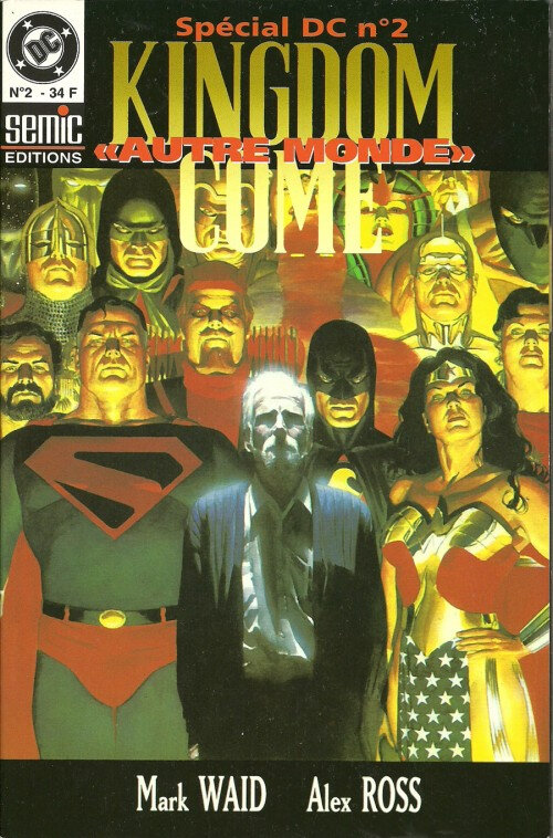 semic special DC 02 kingdom come 1