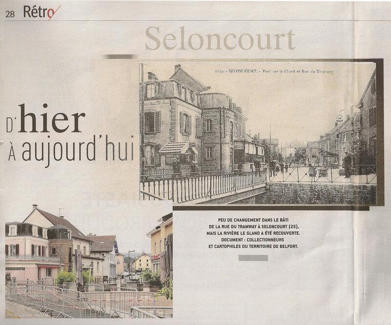 2019_03_24 Hier Aujourd'hui Seloncourt Le Mag ER