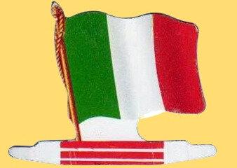 Drapeau Italie Alsacienne