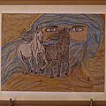 le touareg homme bleu du desert 2014