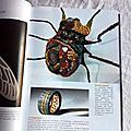Art dans l'air no 27 exposition très or galerie la perle noire à agde