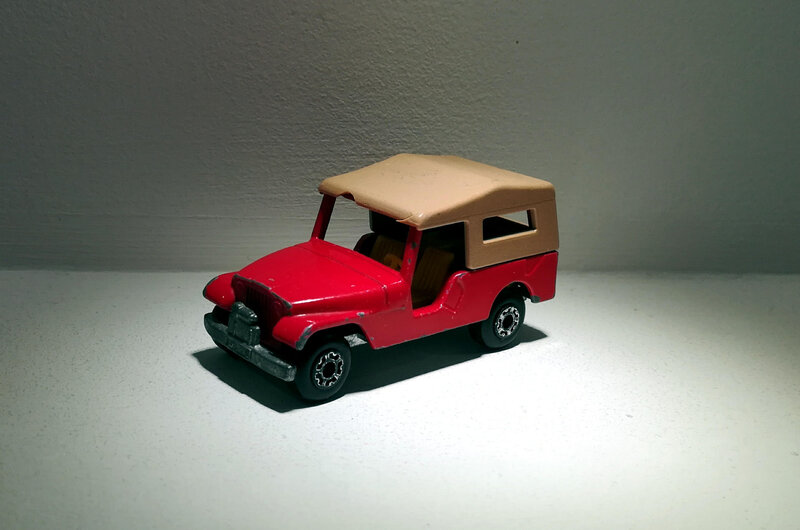 Jeep CJ6 (Matchbox)
