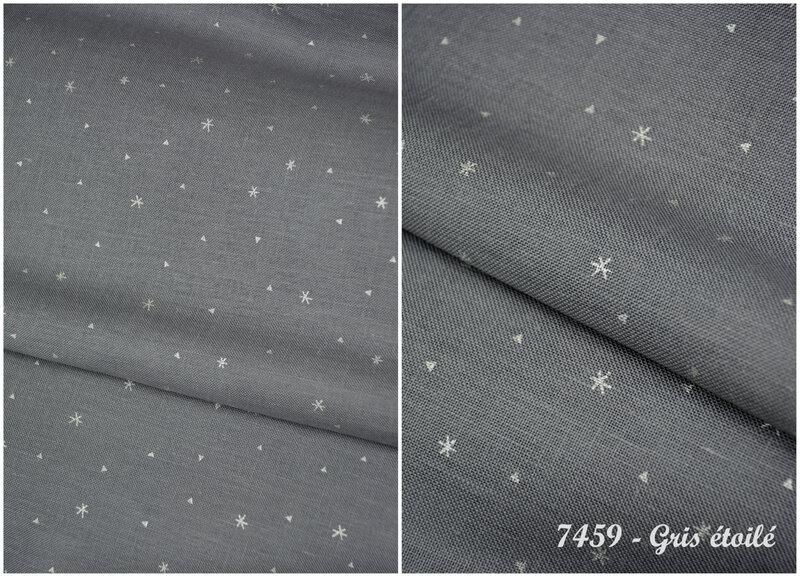 7459 gris étoilé