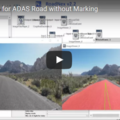 Road detection for autonomous vehicule and advanced driver assistance systems