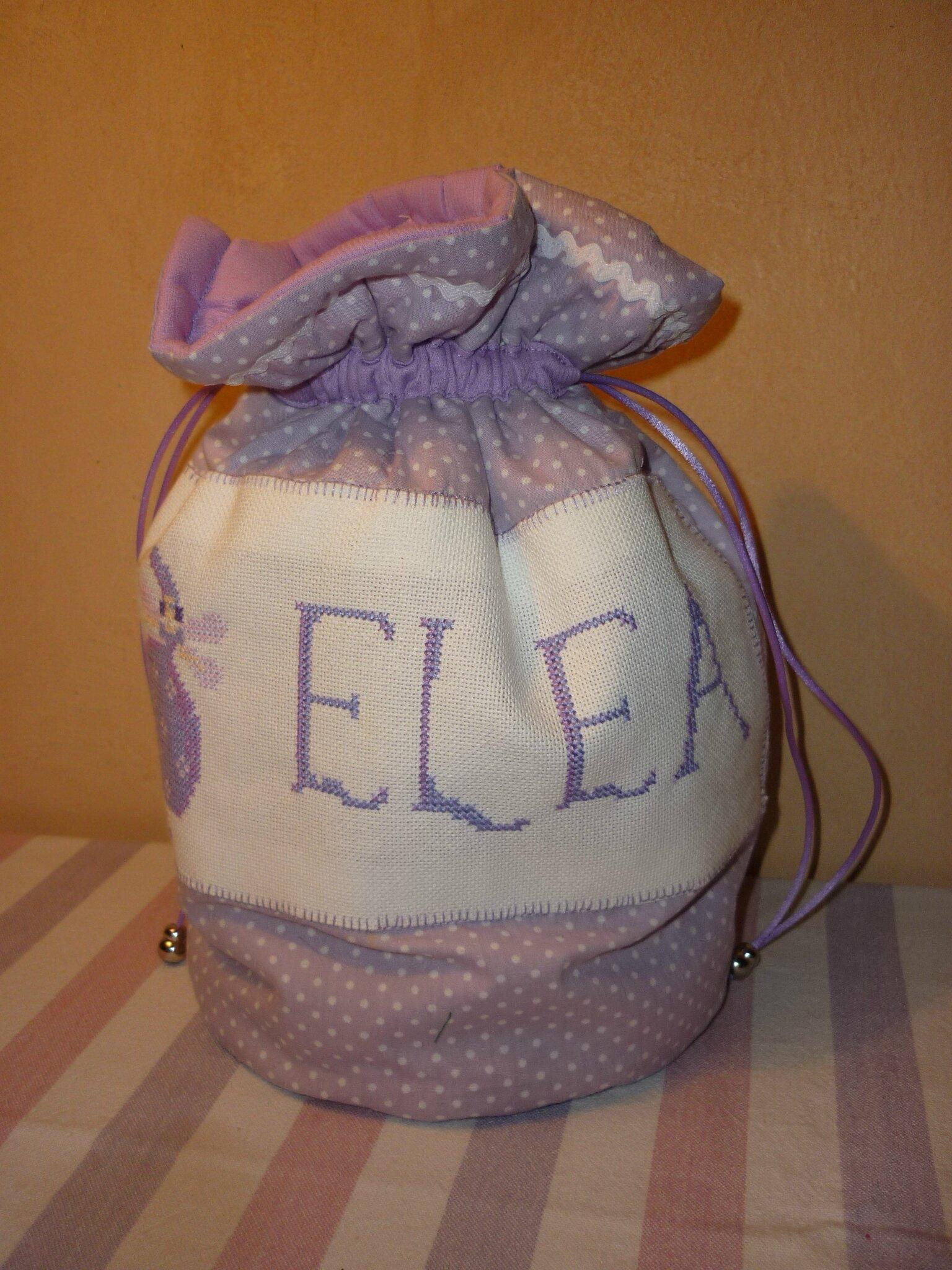 Pochon pour Eléa - Les petites folies de Cécile et Mélanie 9cb4b1e5c13