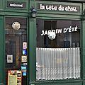 La tête de chou mulhouse haut-rhin restaurant