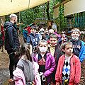 Forêt Adrénaline sortie scolaire