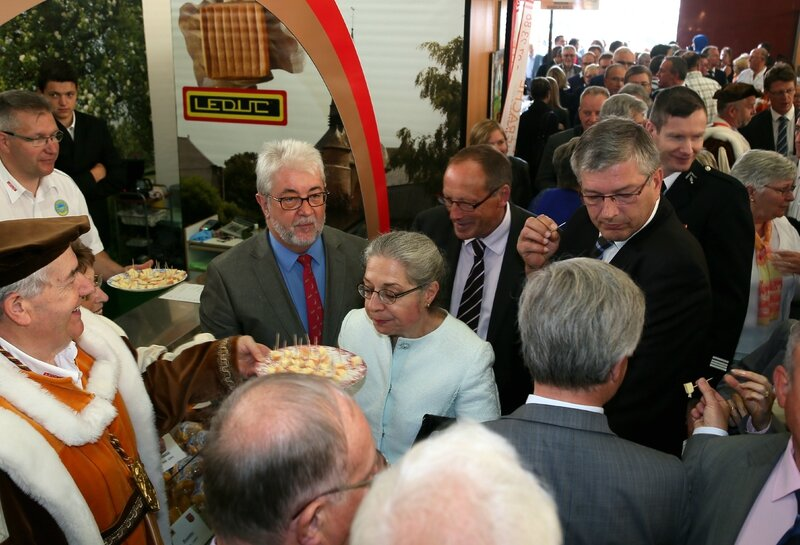 FOIRE FROMAGES 2014 STAND LEDUC sommeron