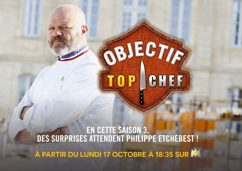 obejctfi top chef 3