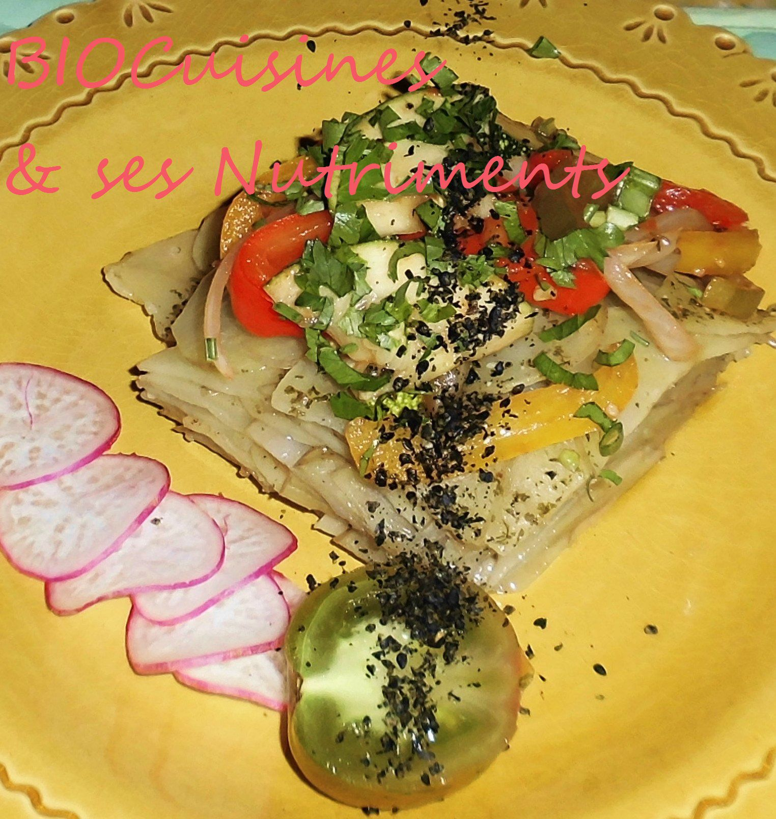 millefeuilles patate