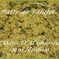 Falafel. liban