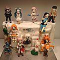 Gâteau Les Chibis de Final Fantasy 13