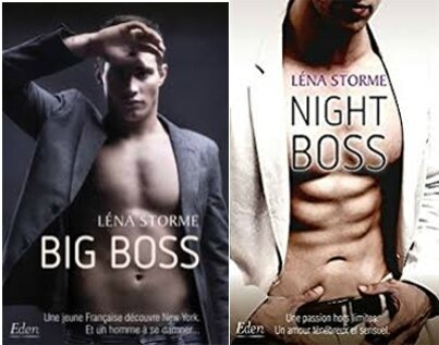 Big Boss T1 et Night Boss T2 de Léna Storme