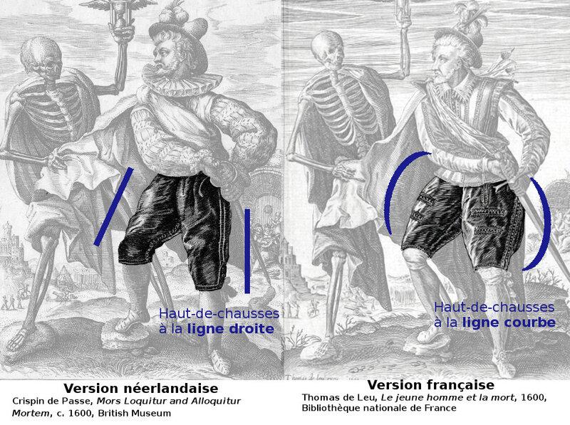 De Passe vs Leu, circa 1600