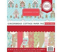 craft-smith-gingerbread-cottage-6x6-inch-paper-pad