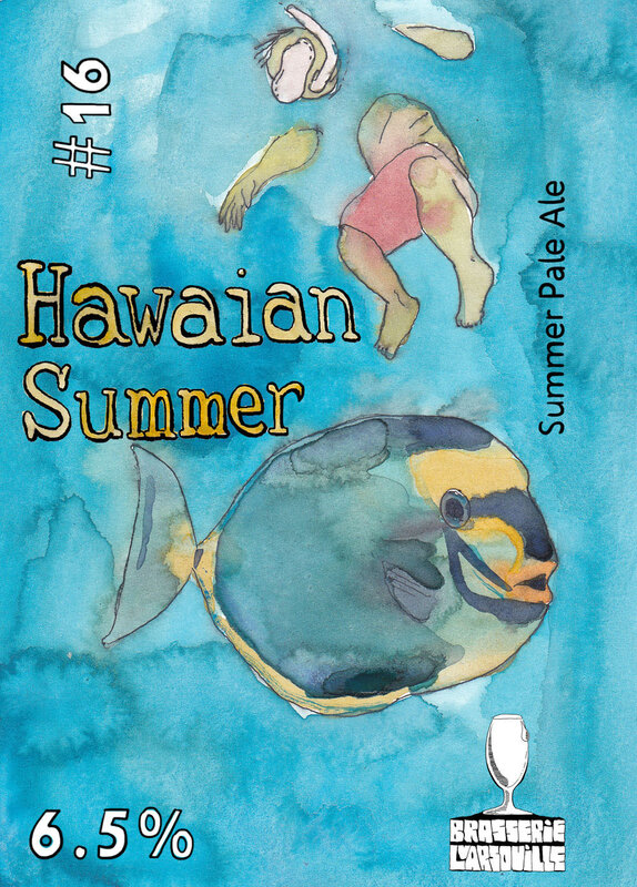 16 - Hawaian Summer web