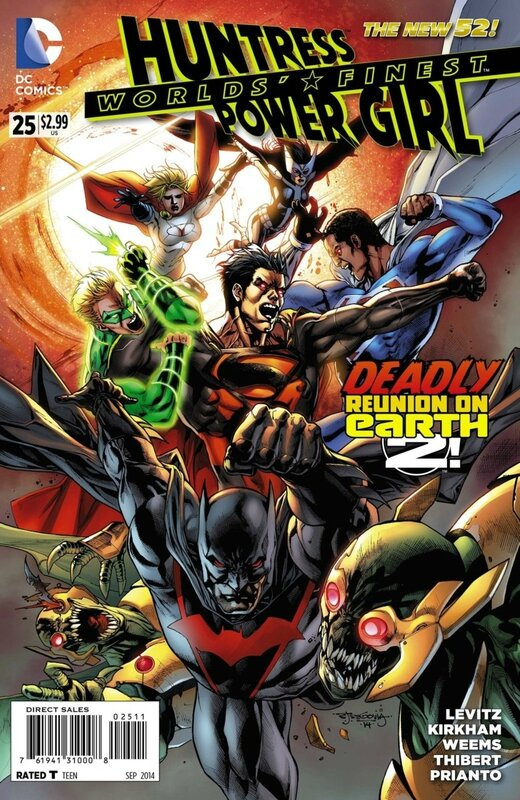 new 52 worlds finest 25