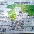 Plan du jardin botanique