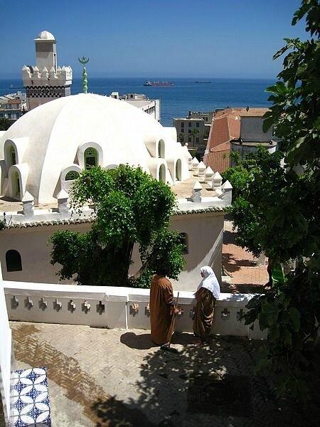 Sidi Abderahmane, Alger