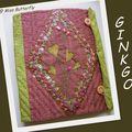 Carnet d'inspiration ....le ginkgo