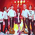 Nana mizuki fera deux préstations dans l'emission music fair