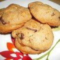 Cookies au beurre de cacahuete