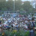 Lecture au Jardin de Ville