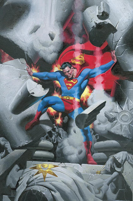 action comics 1000 steve rude