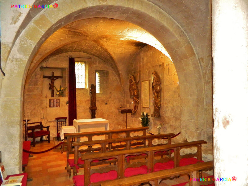 LESCAR-64-CATHEDRALE INTERIEUR-ORATOIRE-871 copie