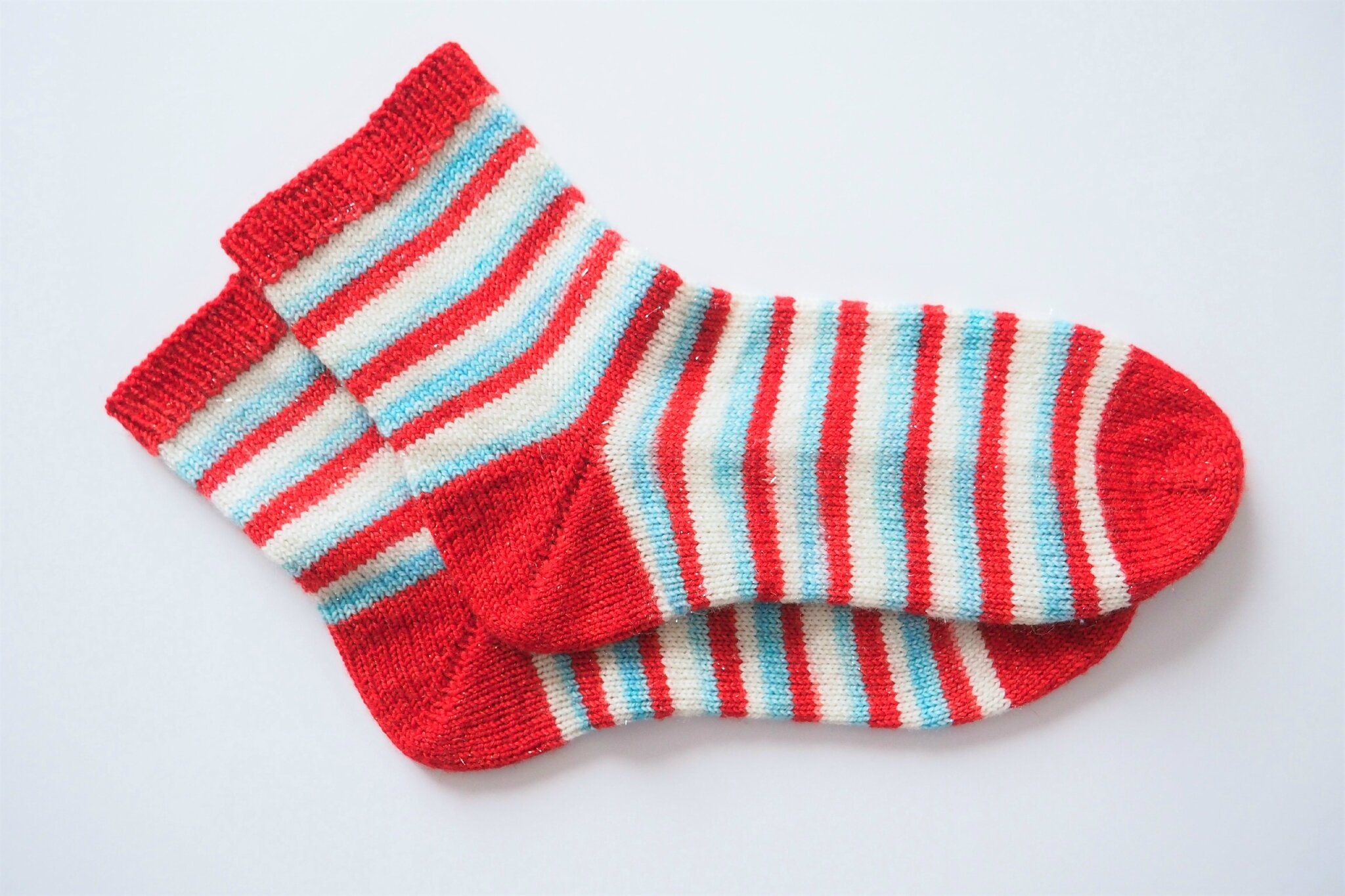chaussette white christmas (4)
