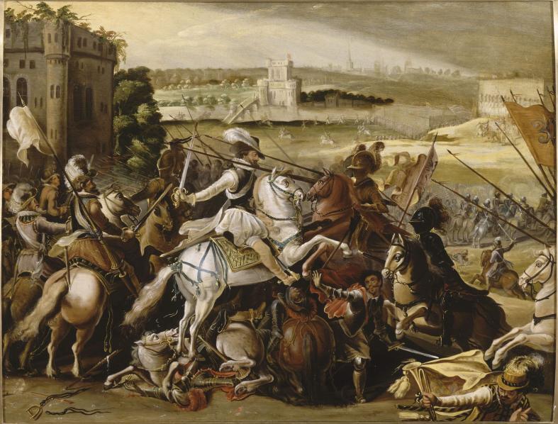 Henri_IV_à_la_bataille_d'Arques_21_septembre_1589