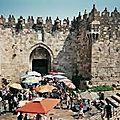 Téléphérique de la vieille ville de jérusalem: qui est gagnant? qui est perdant?