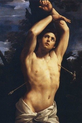 saint-sebastien-guido-reni