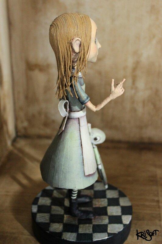 Alice au doudou KriSoft 4