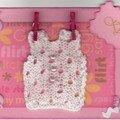 Carte naissance - cartolina di nascita