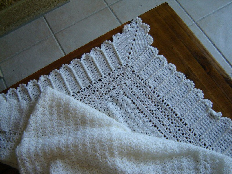 couverture crochet phildar
