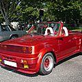 Renault 5 cabriolet custom
