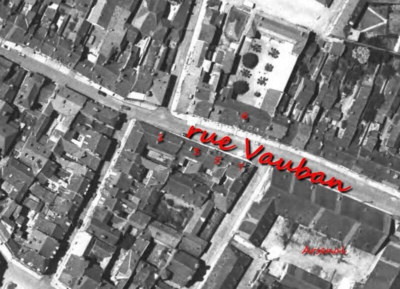 rue Vauban 1960