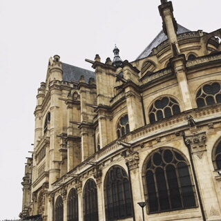 Saint Eustache ©Kid Friendly