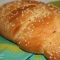 Brioche au safran et miel, une de mes meilleures brioches!