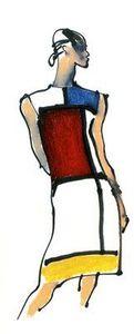 yves-saint-laurent-fashion-illustration-mondrian-collection-1965-kenneth-paul-block-women-management-blog
