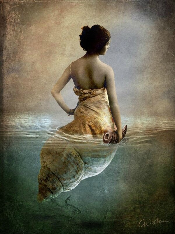 Catrin Welz-Stein - German Surrealist Graphic Designer - Tutt'Art@ (43)