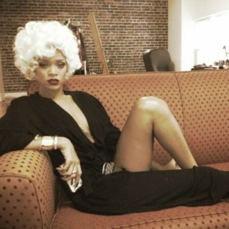 rihanna_marilyn_monroe_hair_wig_makeup